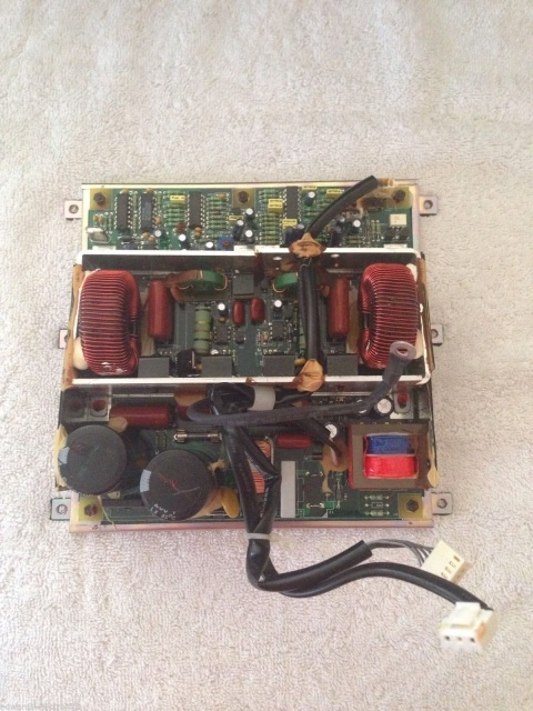 Definitive Technology Super Cube Iii Amp Repair